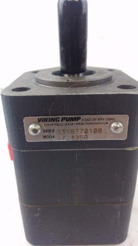 VIKING PUMP MOD # 1720350