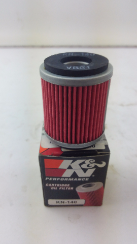 (x15) K&N KN-140 Yamaha High Performance Oil Filter LOT OF 15