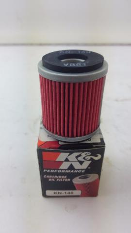 (x15) K&N KN-140 Yamaha High Performance Oil Filter LOT OF 15
