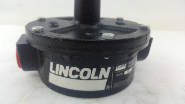 Lincoln Lubrication 1387 Premium 3-Vane Rotary Fuel Pump without house