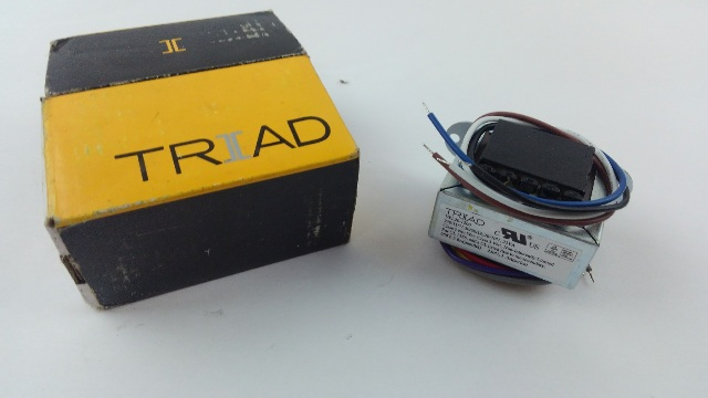 Triad Magnetics ‑ VPL20‑1200 ‑ Power Transformer