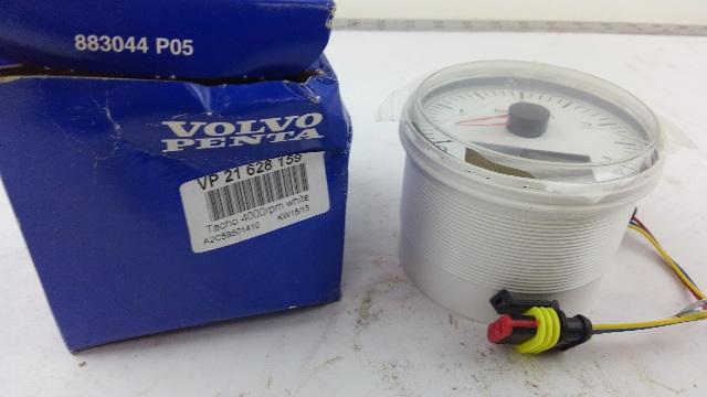 VOLVO PENTA Tachometer VP 21 628 159