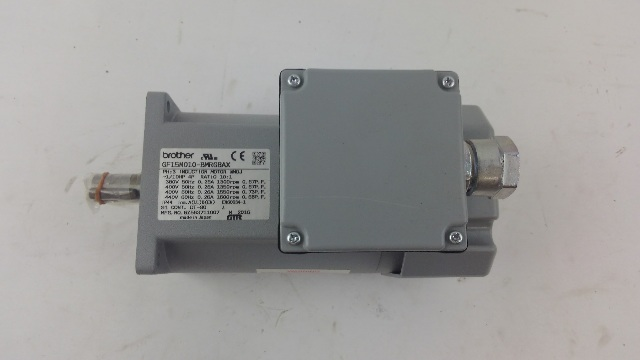 BROTHER GF15N010-BMRG8AX INDUCTION MOTOR