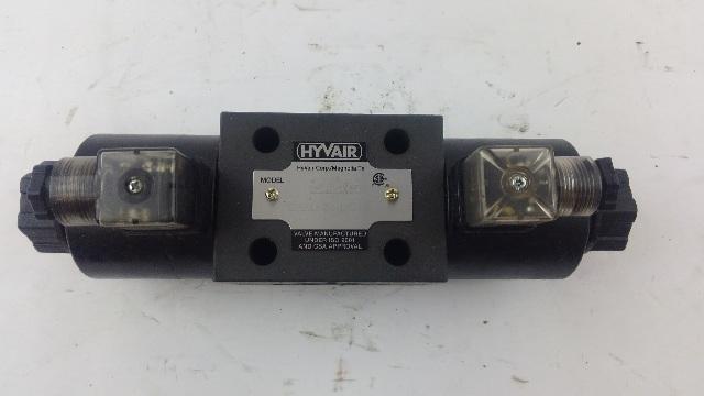 D03 Solenoid Valve D03S-2C-12D-35