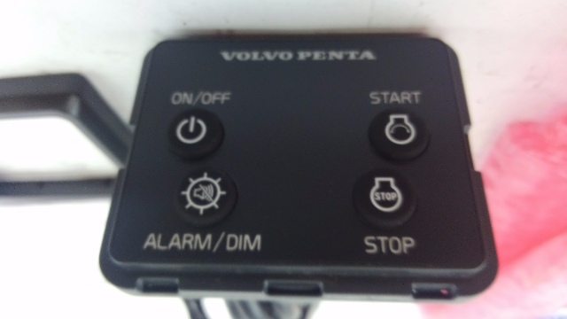 VOLVO PENTA Control Panel P/N 21785135