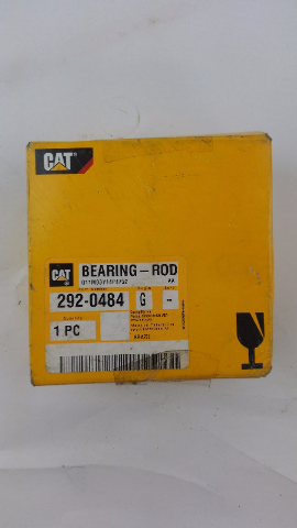 CAT 292-0484: BEARING-ROD
