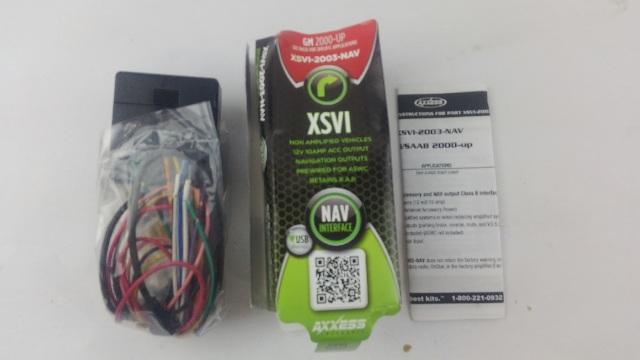 Axxess XSVI-2003-NAV Non-Amplified Non-OnStar Interface Harness