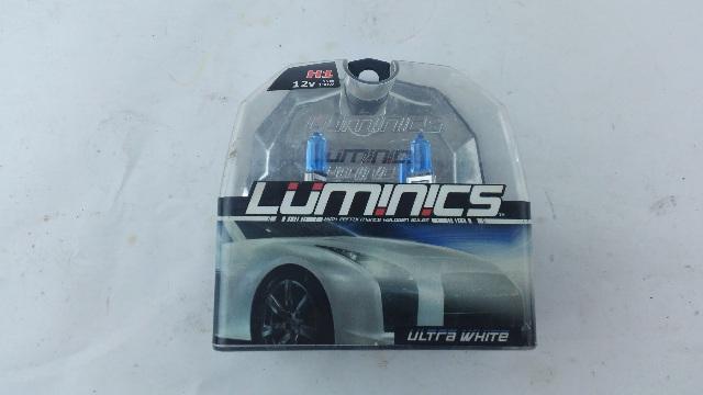 LUMINICS H1 Ultra White High Performance Halogen 12 Volt Bulbs 55/130 Watt 5150K
