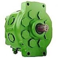 John Deere AMX4861 Remanufactured Hydraulic Pump (s#24-F)
