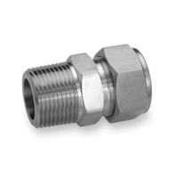 "Ham-Let 316 Stainless Steel Metric Instrumentation Tube Fittings 3/8"" (s#4-4b)"