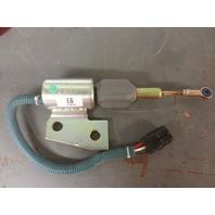 Cummins OEM 3964628 Fuel Shut Off Solenoid 24V (s#41-4)
