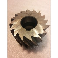 High Speed Plain Milling Cutter 3x2x1-1/4 -