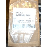 Melroe Ingersoll Rand Brass Sprayer Nozzle Tip, 6610329, Teejet 730039