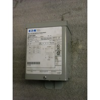 Eaton Cutler Hammer Dry-Type Distribution Transformer S34N12S26 (s#34-4)