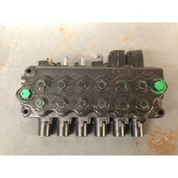 Walvoil 6 Spool Hydraulic Valve Monoblock (s#32-4)