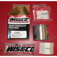 Wiseco Performance Pistons 608PS, for Kawasaki JS550 Pro-Lite Jet Ski, (s#0-0)