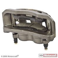 Motorcraft Loaded Caliper w/Pads BRCL-11-RM/F4TZ-2V131-BRM (s#f-r)