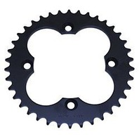 JT Sprockets JTR1350.38 Steel Rear Sprocket 38T (s#34-2)