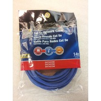 Monster Cat 5e Network Ethernet Cable - 140270-00 - 14ft/4.27m -2 pack (S#33-3e)