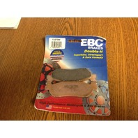 EBC Brakes FA275HH Double-H Sintered Brake Pads (s#23-4)