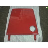 Case Hood OEM 1532185C4 Red