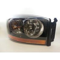 Dodge Ram 06-08 RH Passenger Side Head Light w/ Black Bezel PT # 335-1115R-AC2