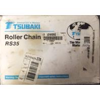Tsubaki 2W092 Roller Chain RS35 (s#26-4)