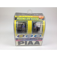 Piaa H-127 Plasma Ion Yellow H1 Fog Light Bulbs 55W - 110W