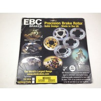 EBC MD2002 Pro-Lite Brake Rotor Rear