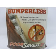 Bumperless Door Saver II Oil Rubbed Bronze