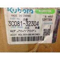 Kubota 3C081-32304 Bearing Assembly Holder 3C081-32300