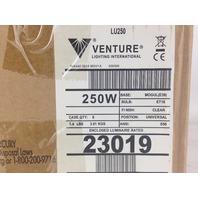 Venture 23019 HID Light Bulb 250 Watt ET18 E39 Base LU250 Clear 6 Pack
