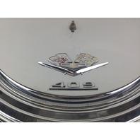 Original GM 409 Dual Quad Air Cleaner 63-64 Impala Chrome