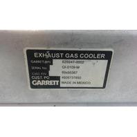 GARRETT 820247-0002 EXHAUST GAS COOLER
