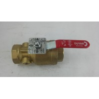 DUYAR Y-4030 TEST AND DRAINAGE VALVE 300 PSİ DN50 LS3140