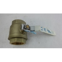 Apollo 94ALF-109-01A Lead-Free Brass Ball Valve 2-1/2""