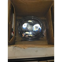 "J.W. SPEAKER 0549701. 8700-EV2-12/24V DOT. 7"" LED Headlight - Black 97-14 Jeep Wrangler"