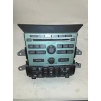 HONDA 39100-SZA-A200 HONDA PILOT 2009-11 EX-L RADIO RECEIVER 6 DISC CD