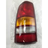 Vision CV50053A3L 99-02 Chevy Silverado/GMC Sierra Tail Light LH Side