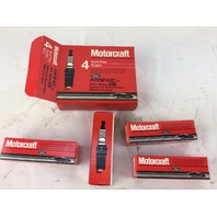 Motorcraft AWSF42C Spark Plugs OEM - PACK OF 4