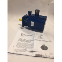 CONCENTRIC 1056 TWO STAGE, HI-LOW EXTERNAL GEAR HYDRAULIC PUMP