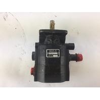 "Northern Inc. S1012 Hydraulic Pump 3000 PSI 1/2"" Shaft Keyed 2 Stage"