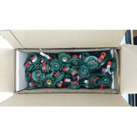 PACK OF 4 CHAMPION IRRIGATION BRASS FULL CIRCULAR FLUSH SPRINKLER HEAD