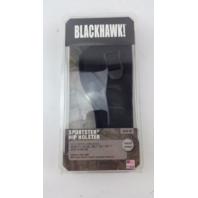 BLACKHAWK! SPORTSTER HIP HOLSTER BERETTA 92/96 COLT 1911 GOV'T