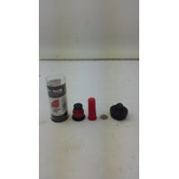 PACK OF SIX Toro 53856 Quarter Circle Sprinkler Nozzle, For Use With MPR Sprinkler Body or Shrub Body