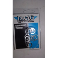 (5 PACKS) Drag Specialties 10mm Crush Washer - 1742-0115