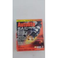 FOUR Autolite AR3910 High Performance Racing Non-Resistor Spark Plug