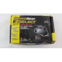 BrakeBest Select Brake Pads - Brake Pad Part # SC976