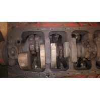 56 CORVETTE ORIGINAL V8 ENGINE W/O CAM & LIFTERS 18K MILES # 3720991