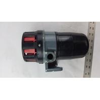 Klaxon Duplo Powerful Motor Siren 240v AC/DC KI2214A (18-980217)